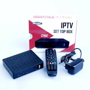 Blomc One HD OTT-BOX IPTV Set Top Box pour Stalker